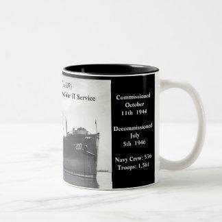 USS Mifflin (APA-207) Mug