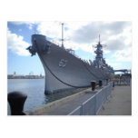 USS Missouri Post Cards