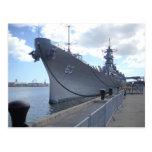 USS Missouri Postal
