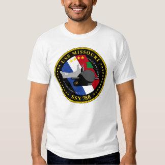 USS Missouri T-Shirt