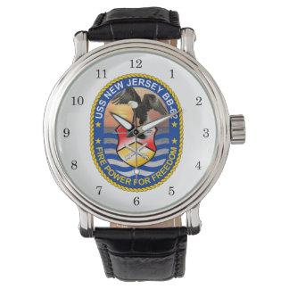 USS New Jersey BB-62 Watch