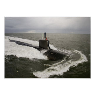 USS New Mexico (SSN-779) Posters