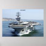 USS Nimitz Póster