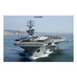 USS Nimitz Print