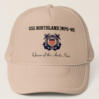 USS Northland (WPG-49) Trucker Hat