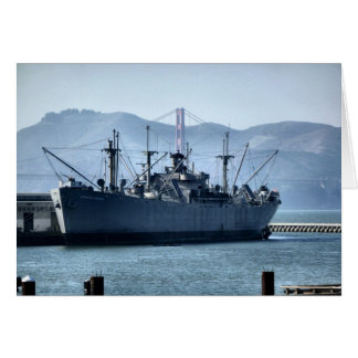 USS O'Brien Greeting Cards