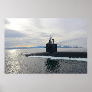 USS Pennsylvania (SSBN 735) Póster