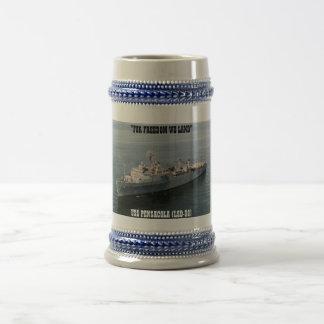 USS PENSACOLA (LSD-38) COFFEE MUG