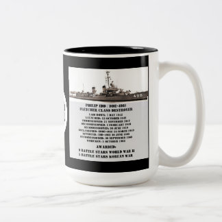 USS PHILIP (DD/DDE-498) TAZA