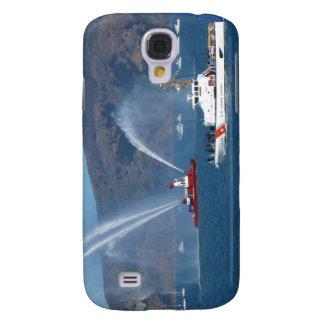 USS Phoenix and USCGC Sherman Samsung Galaxy S4 Cases