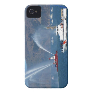USS Phoenix and USCGC Sherman iPhone 4 Case