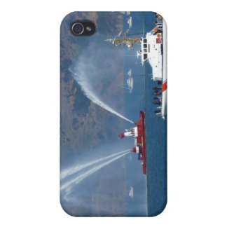 USS Phoenix and USCGC Sherman iPhone 4/4S Cover