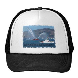 USS Phoenix USCGC Sherman Trucker Hat