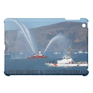 USS Phoenix & USCGC Sherman iPad Mini Cover