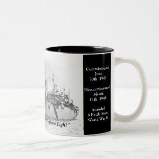 USS Pierce (APA-50) Tazas De Café