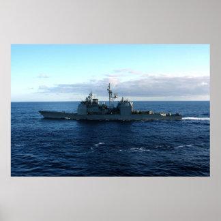 USS Princeton CG 59 Posters