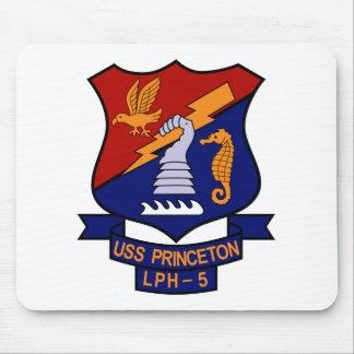 USS Princeton LPH-5 Mouse Pad