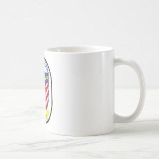 USS Ranger (CV-61) Coffee Mug