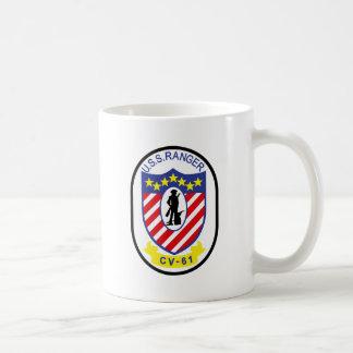USS Ranger (CV-61) Mug