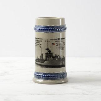 USS Reid DD-369 Taza De Café