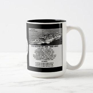 USS Renshaw (DD-499) Mugs