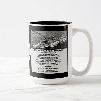 USS Renshaw (DD-499) Tazas De Café