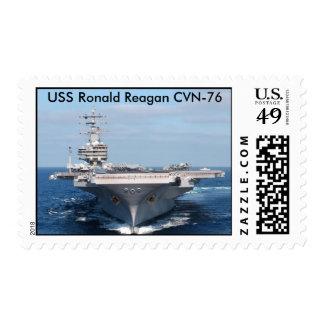 USS Ronald Reagan (CVN 76) Postage