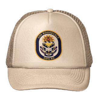 USS Roosevelt Trucker Hat
