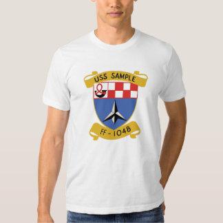 USS SAMPLE FF 1048 T Shirt