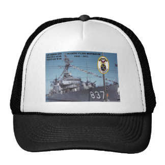 USS Sarsfield (DD-837) Gorras