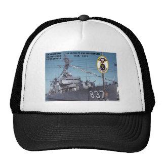 USS Sarsfield (DD-837) Hats
