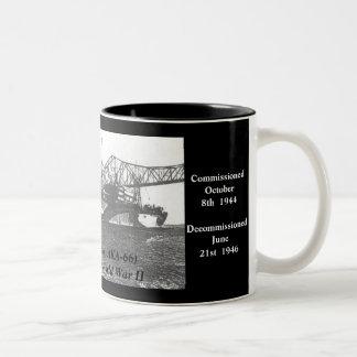 USS Southampton (AKA-66) Mug