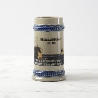 USS SPIEGEL GROVE (LSD-32) COFFEE MUGS