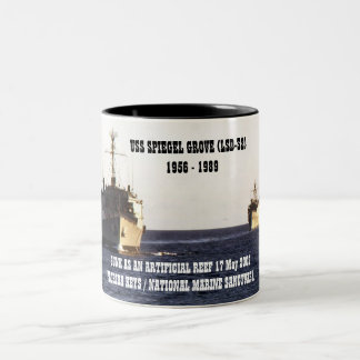 USS SPIEGEL GROVE (LSD-32) COFFEE MUG
