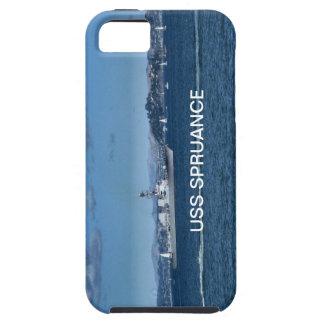 USS Spruance iPhone SE/5/5s Case