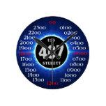 USS Sterett (DD-407) Clock