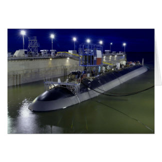 USS TEXAS     SSN-775 GREETING CARD