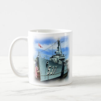 USS The Sullivans (DD-537) Classic White Coffee Mug