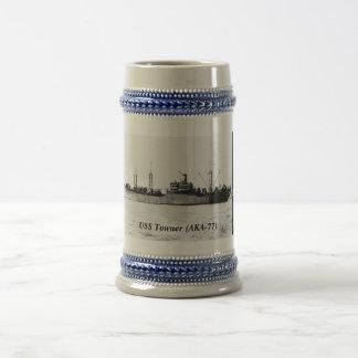 USS Towner (AKA-77) Coffee Mug