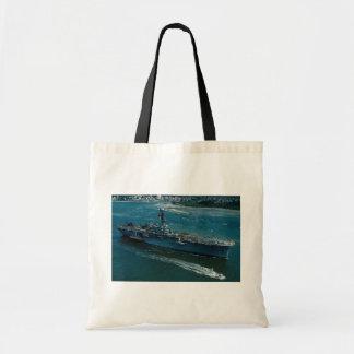 "USS Tripoli"", LPH 10 Helicopter assault ship Bag"