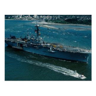"USS Tripoli"", nave de asalto del helicóptero de LP Tarjetas Postales"