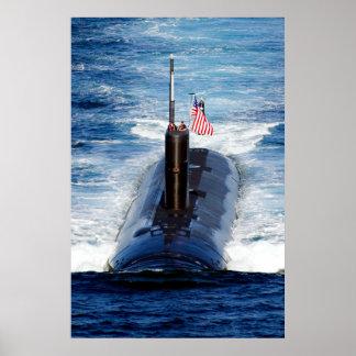 USS Tucson Impresiones