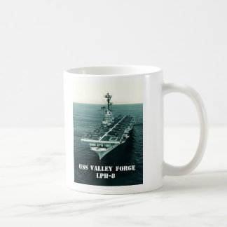 USS Valley Forge Coffee Mug