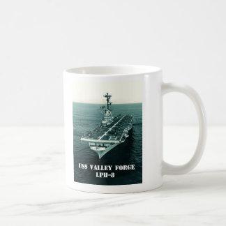 USS Valley Forge Mug