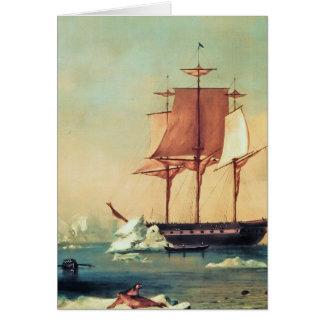 USS Vincennes Card