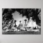 USS Virginia Occidental en el Pearl Harbor Impresiones