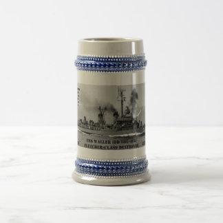 USS Waller (DD/DDE-466) Coffee Mugs
