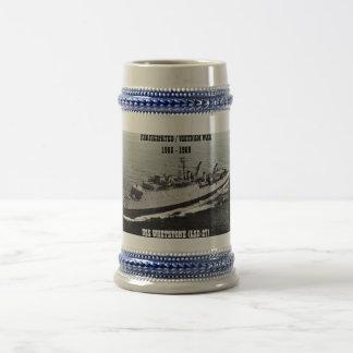 USS WHETSTONE (LSD-27) COFFEE MUG