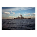 USS Wisconsin (BB-64) Impresiones