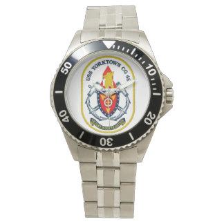 USS Yorktown CG-48 Commemorative Watch